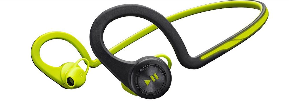 Plantronics BackBeat Fit Bluetooth Headphones - Save $45 Instantly!!