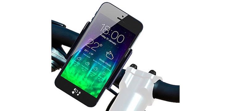 bike mount iphone