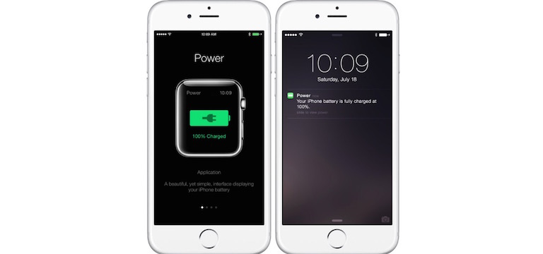 Four Best iOS Battery Monitoring Apps