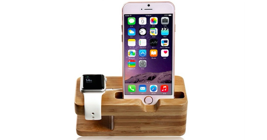 apple watch iphone stand deal