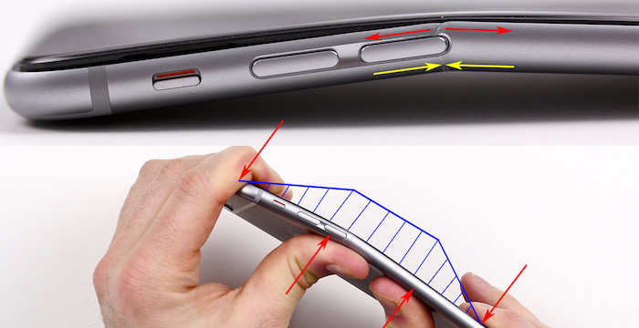 iPhone 6S Shell Passes the 'Bendgate' Test