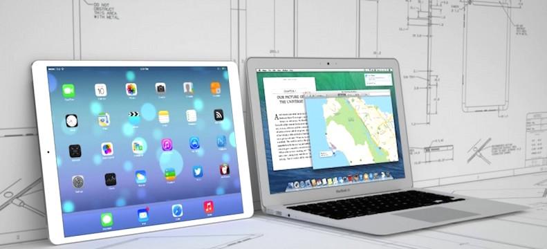 Rumored iPad Pro Running at an Astounding 2,048 x 2,732 Pixels