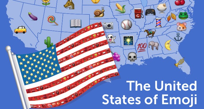 Your State's Most Used Emoji is Really Weird