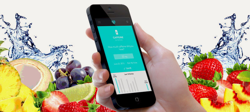 Top Five Rejuvenating Health and Nutrition Apps
