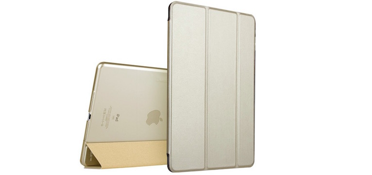 Gold Smart Case for iPad Air 2 - 55% OFF