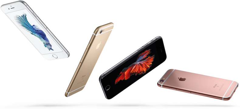iPhone 6s Breaks Sales Records in First Weekend