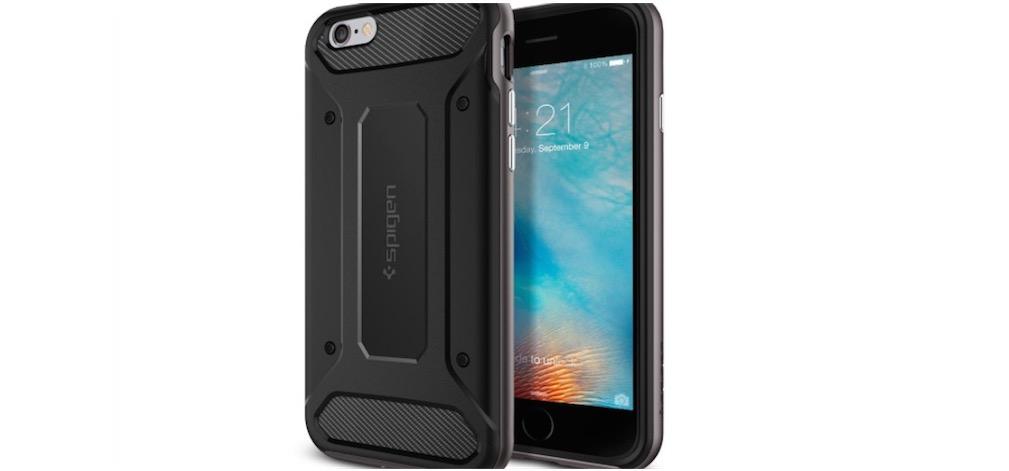 Carbon Fiber Hybrid Case for Apple iPhone 6 - 51% OFF