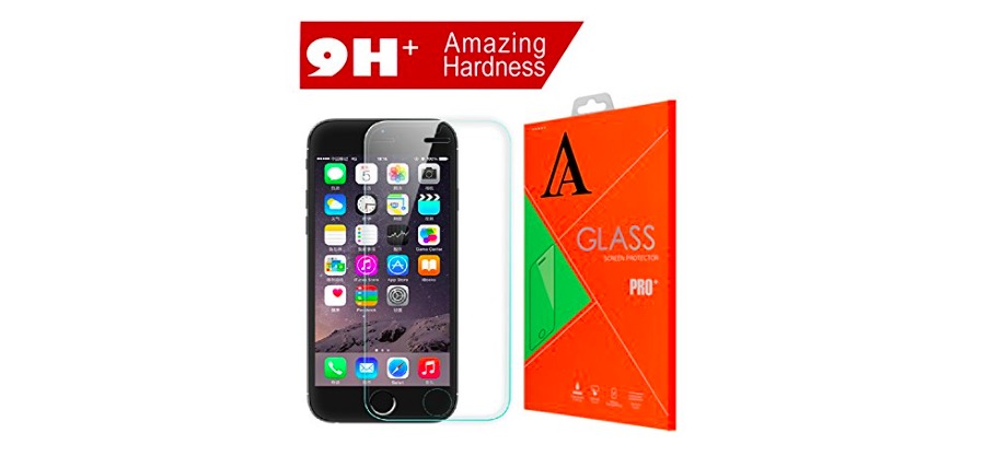 iPhone 6s Plus Glass Screen Protector (0.3mm) - Only $7.95!!
