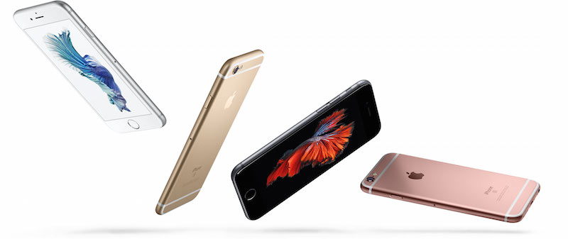 iPhone 6s and 6s Plus Orders Preparing for Shipment