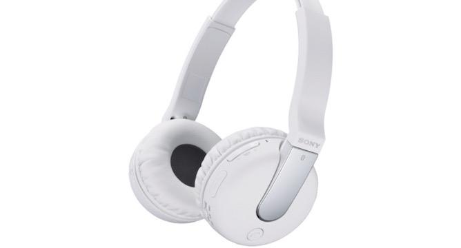 Sony DRBTN200 Bluetooth Headset - $63.56 OFF