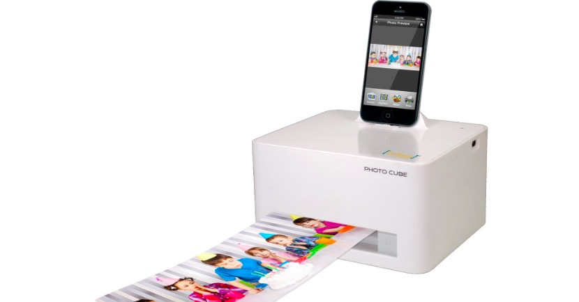 Photo Cube Printer with Lightning Connector - 33% OFF