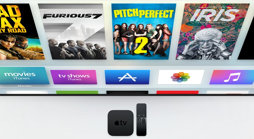 New Apple TV Available Beginning October 26th