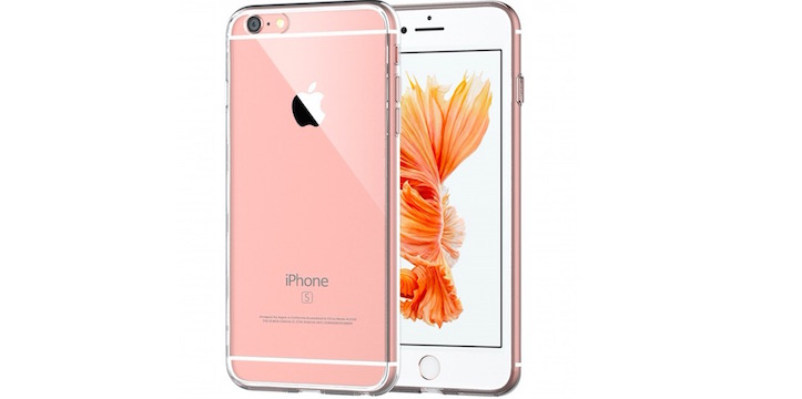 Crystal Clear TPU Case for iPhone 6s Plus - 73% OFF
