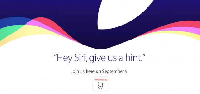 Live Feed - Apple's September 9th Event