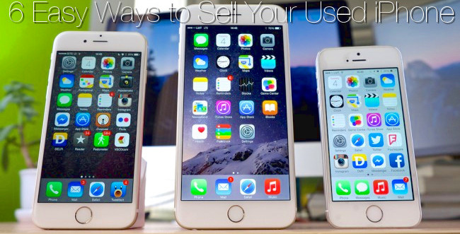 6 Easy Ways to Sell Your Used iPhone