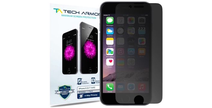 360 Degree Privacy Screen Protector for iPhone 6 - 57% OFF