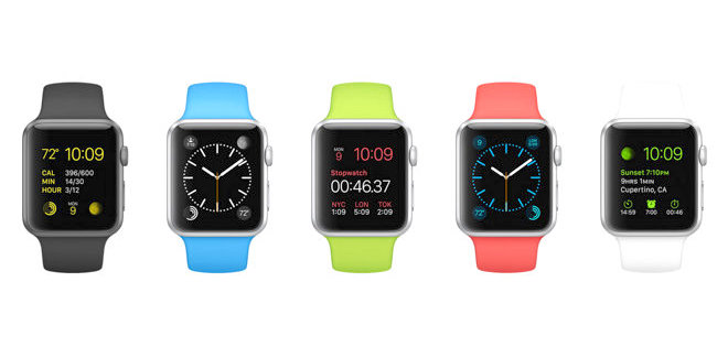 "Apple Watch Crowned ""Coolest Wearable"" Title"