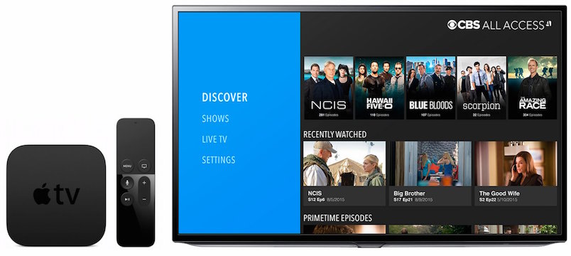 CBS All Access for Apple TV Hands-On Review
