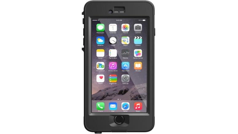 Nuud Lifeproof iPhone 6 Plus Case in Black - $19.50 OFF