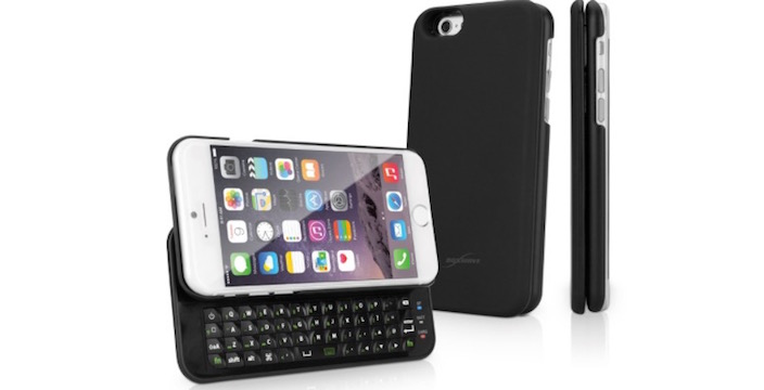 BoxWave Keyboard Buddy iPhone 6 Case - 33% OFF