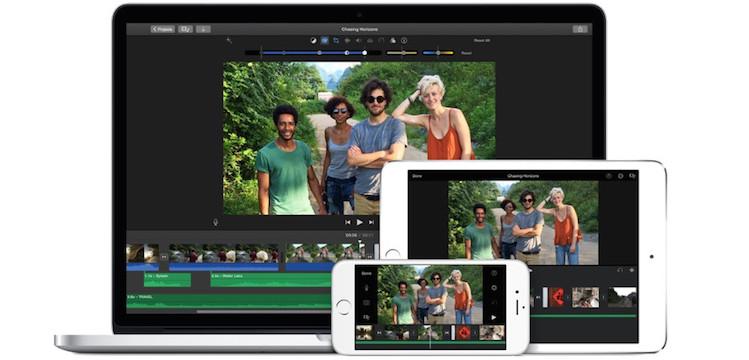 iMovie Receives a Massive Update, 4K Support, New Filters, and More