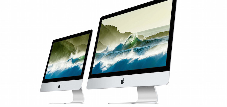 Apple Updates iMac Lineup, Offers Small But Mighty 4K 21.5-Inch Model