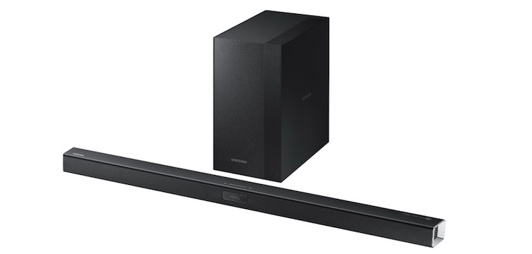 Samsung HW-J450 Soundbar with Wireless Sub - $82 OFF