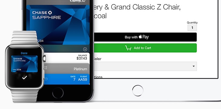 Apple Pay Adds 3 New Giant Retailers to Its Repertoire