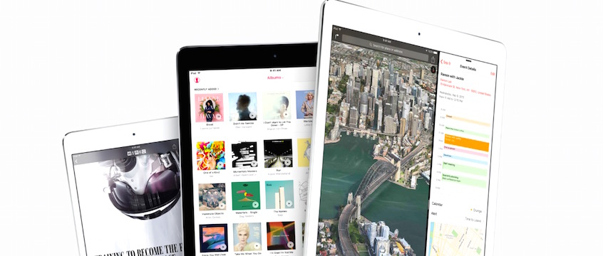 iOS 9 Hacked to Enable 3D Touch on the iPad Pro