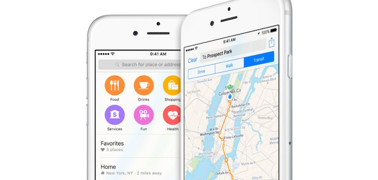 Apple Maps Adds Transit Features in Select New Cities