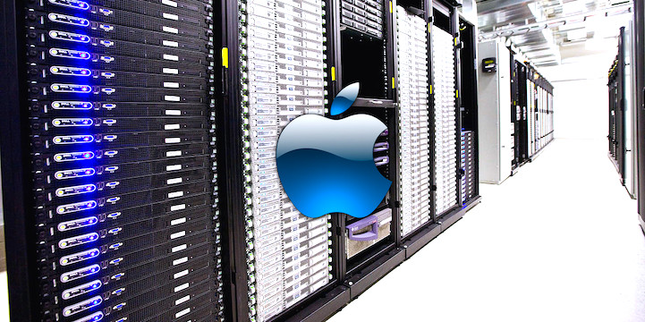 Massive Expansion Underway at Oregon, Nevada, and International Apple Data Centers