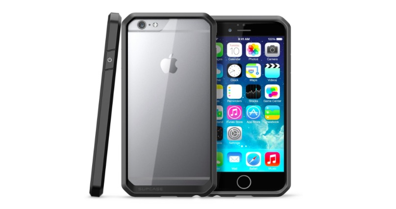 Clear Hybrid Case - 13% OFF