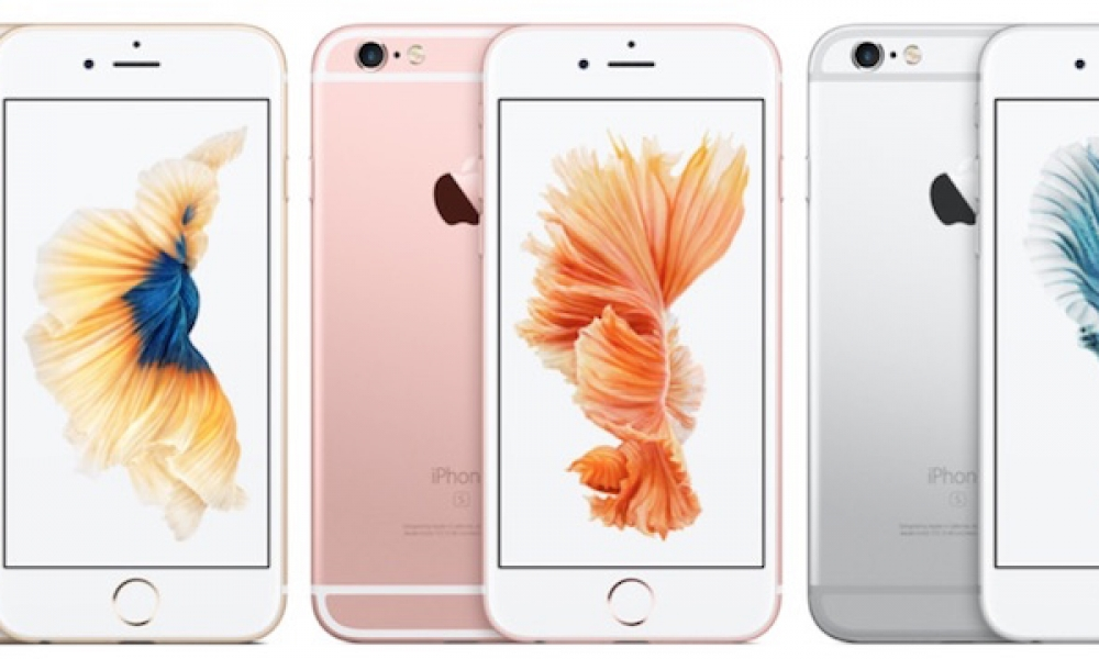 iPhone Sales Predicted to Drop for the First Time in 2016