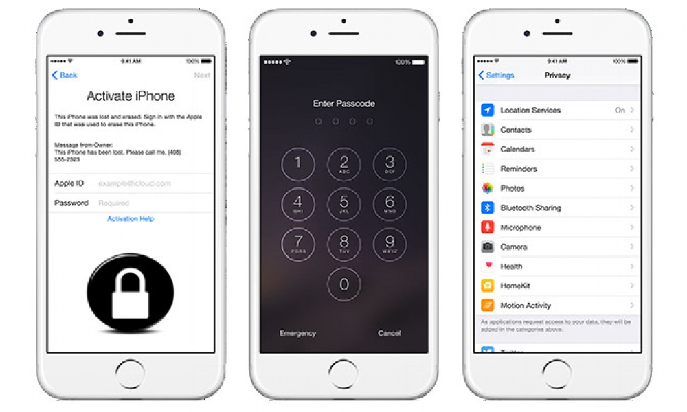 Apple and Google Asked by Congress to Help Fight Terrorism
