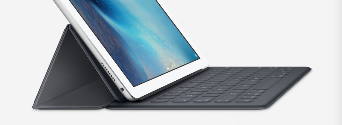 Reviewers Agree, the Smart Keyboard for iPad Pro Is Actually Really Good