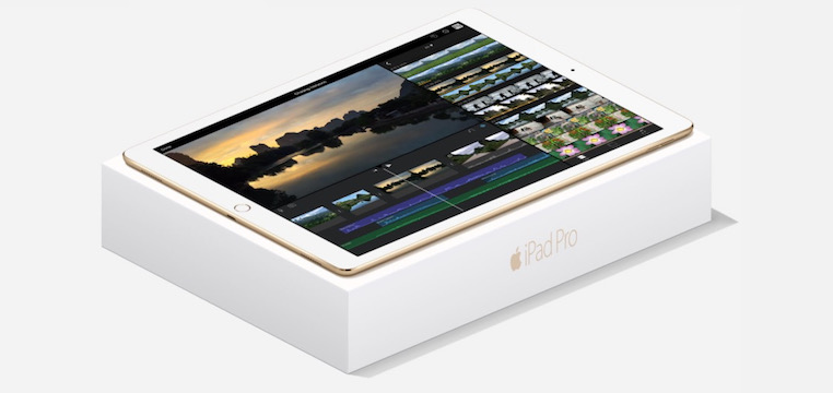 iPad Pro Discovered to Support Data Transfer Speeds Peaking at 625 MB/s