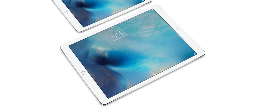 Apple's Highly Anticipated iPad Pro Has Launched with a Peculiar Ad Strategy