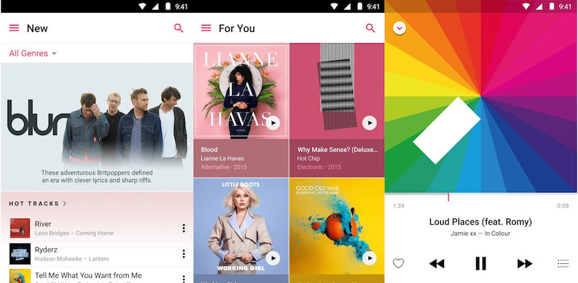 Apple Unleashes Apple Music for Android