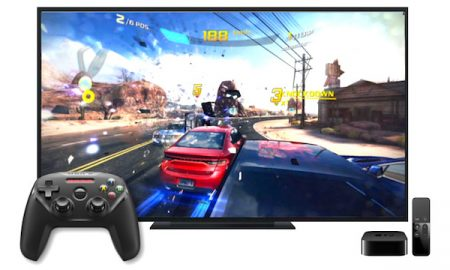 How to Navigate the New Apple TV Using a Certified Game Controller