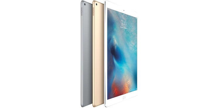Apple's iPad Pro Set for November 13th Release at Sam's Club