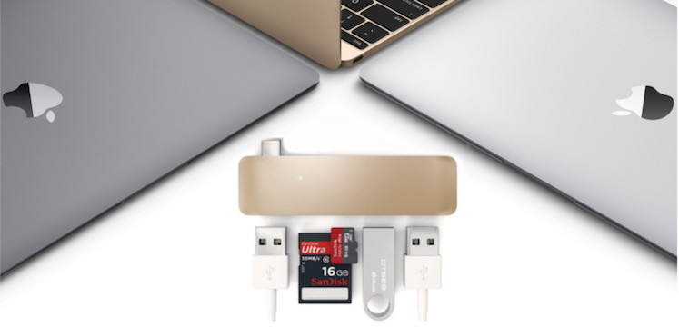 The MacBook USB Hub You've Been Waiting For