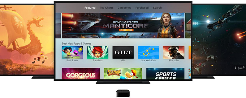 Apple TV Update Finally Adds Categories, Top Charts