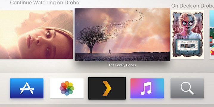 Plex App Turns Your New Apple TV into a Full Featured Media Hub