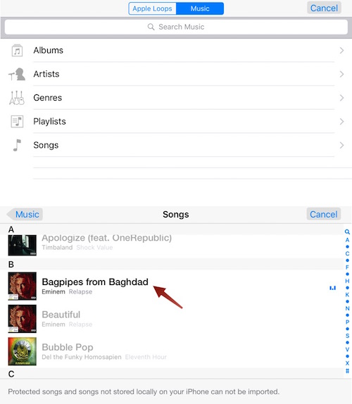 How-to-have-any-song-as-your-iPhone-ringtone-by-using-GarageBand4