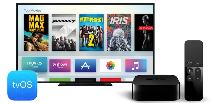 New Apple TV Supports 3D Games and Movies