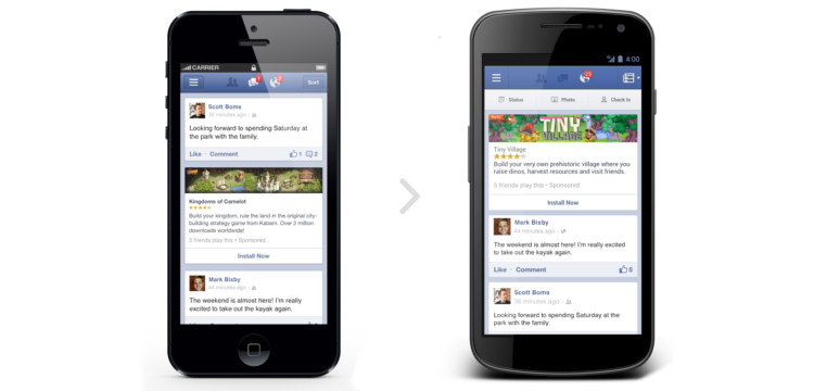 Facebook Forces Some Employees to Switch to Android