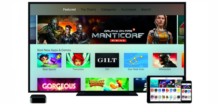 Games Dominate Unofficial Apple TV App Chart