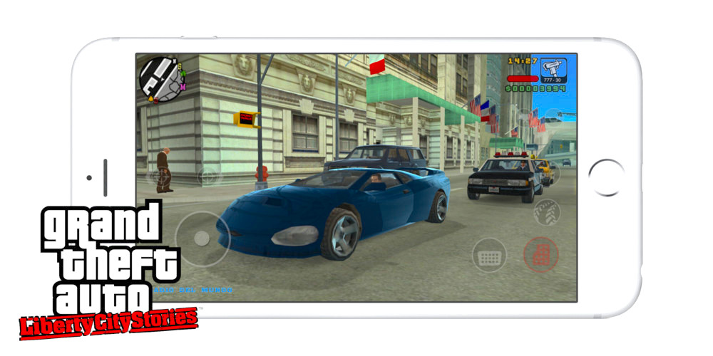 A Classic Grand Theft Auto Game Has Hit the iPhone and iPad