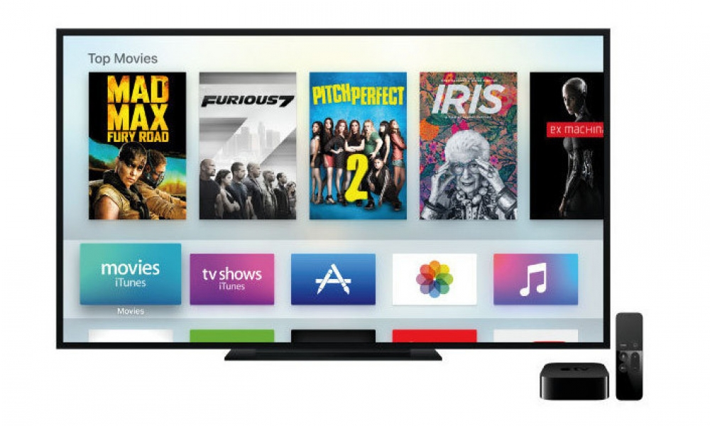 Apple's tvOS Has the Best User Interface Around, Claims Disney CEO