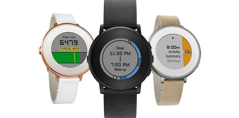 Pebble Time Smartwatch Gains Fitness, Sleep Tracking With New Update